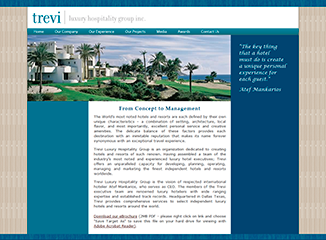 Trevi Luxury Hospitality Group